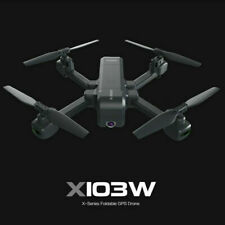 MJX X103w 5g WiFi FPV GPS Foldable RC Drone With 2k HD Camera Follow Me RTF