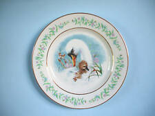 "1975 Avon Plate ""Gentle Moments"" Enoch Wedgwood England"