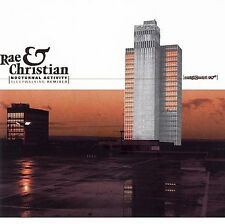 Nocturnal Activity by Rae & Christian (CD, Mar-2002, !K7) Like New!