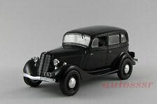 DeAgostini 1:43 Russian Legenda GAZ-M1 & mag №33 cars USSR