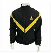 US Army APFU Physical Fitness PT Jacket MEDIUM REGULAR