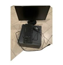 gaming pc with monitor