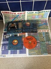Grand Theft Auto Extreme Sold Out Big Box Edition With Map PC CD-ROM