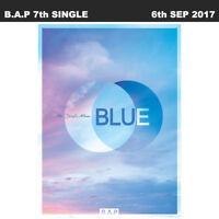 B.A.P BAP BLUE 7th Single Album B ver. CD+Photobook+Photocard KPOP