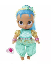 Nickelodeon Shimmer and Shine Genie Babies Doll - Teal  Brand New 039897361093