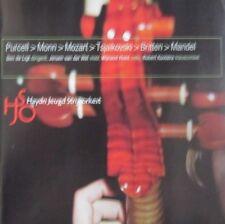 HAYDN JEUGD STRIJKORKEST - monn-mozart-britten-tsjaikovski-mandel -  CD