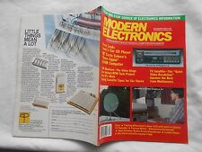 MODERN ELECTRONICS MAGAZINE-DECEMBER,1984-VOL.1 #3