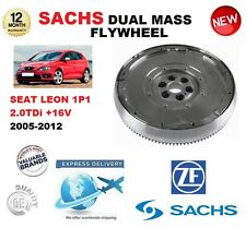 FOR SEAT TOLEDO III 5P2 2.0 TDi + 16V 2004-2009 SACHS DMF DUAL MASS FLYWHEEL