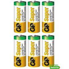 6 x GP LR1 Bulk 1.5V Alkaline Batteries MN9100 Bite Alarm N 910A E90 KN