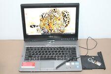 Nice Fujitsu LifeBook T902 240Gb Ssd 2.7Ghz, 8Gb Touch Gobi 3000 Win 10 Pro