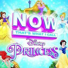 Now That's What I Call Disney Princess - 2xCD Digipak (2018) - Brand NEW