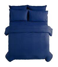 Duvet Cover And Shams Egyptian Comfort 1800 Count 3 Piece Duvet Set - All Sizes