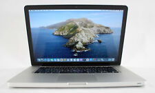 "15"" Apple MacBook Pro 2012 2.3GHz Core i7 8GB RAM 750GB HDD DVD-RW + WARRANTY"