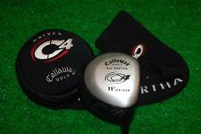 Ladies RH Callaway Golf Big Bertha C4 11° Driver Women's Flex Graphite