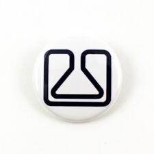 Scanners Biocarbon Amalgamate Logo 1 1/4 Inch Pinback Button cronenberg sci-fi