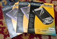 Fellowes WriteRight Screen Protector for Sony Clie (98097) 2 pack of 12 (32 Ttl)