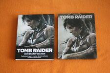 Tomb Raider Steelbook Steelcase Vorbesteller