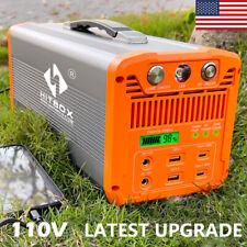 1000w Generator Emergency Power Supply Portable Power Station Solar Charging