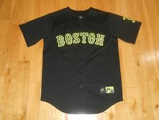 Majestic WILL MIDDLEBROOKS BOSTON RED SOX Neon Limited Edition MLB Team JERSEY M