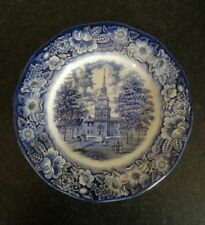 Unboxed Porcelain/China Blue Staffordshire Pottery