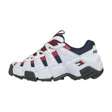 Tommy Hilfiger Wmns Chunky Heritage Sneakers Sneaker Donna EN0EN00723 0K5 RWB