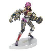 League of Legends LOL The Piltover Enforcer Vi PVC Figure Figurine New In Box