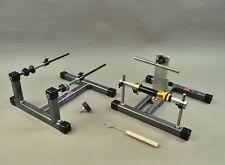 Reel Winder II + Super Spooler for holding line and spooling reels