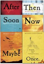 Once Then Now After Soon Maybe Morris Gleitzman Collection 6 Books Set