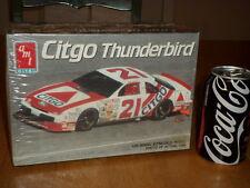 # 21 Citgo Thunderbird, Plastic Model Kit Car, Scale 1:25