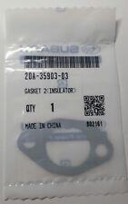 OEM SUBARU ROBIN 20A-35903-03 20A3590303 Insulator Gasket  *Fast Free Shipping*