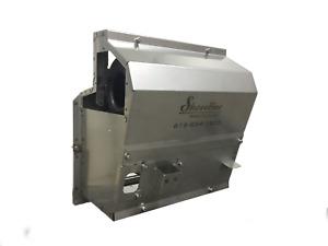 Kenworth Heater Box With Blower & Gasket Set -  100% Stainless Steel