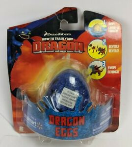 2009 Spin Master Dreamworks How to Train Your Dragon Egg Toy Figure