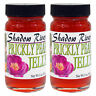 Shadow River Gourmet Prickly Pear Jelly From Real Cactus Juice 3 oz Jar (2 Pack)