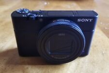 Sony Cyber-shot DSC-RX100 VII Digital Camera - Great Condition - with Box & Bag