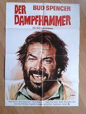 THE FIVE MAN ARMY rare 1 sheet 1970s Bud Spencer DARIO ARGENTO Spaghetti Western