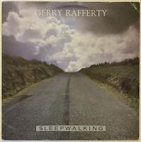 GERRY RAFFERTY SLEEP WALKING LP FAME UK 1982 EX CONDITION PRO CLEANED