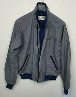 Men's L.L.Bean Bomber Jacket Fleece Lined Size Large Tall