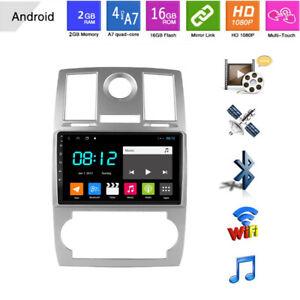 Android 10 Car Radio Navi GPS video Multimedia player For Chrysler Aspen 300C BT