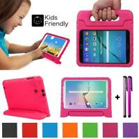 "For Samsung Galaxy Tab E 8.0"" 9.6"" T377 T378 T560 Kids Foam EVA Stand Case Cover"
