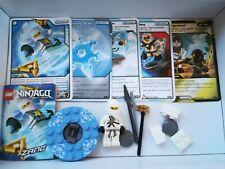 Lego Ninjago 2113  - Zane ninja blanc