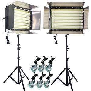 osram KIT lumière banque Banque de lumière fluorescente en miroir finition scint