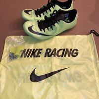 Nike Zoom Superfly Elite Track Running Spikes Green  835996-300
