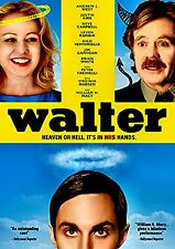 NEW DVD // WALTER - William H. Macy, Virginia Madsen, Neve Campbell, Andrew J. W