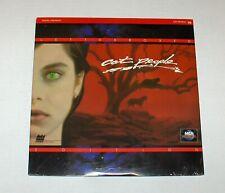 (Laserdisc) Cat People / Letterboxed Edition / Natassia Kinksi / SEALED