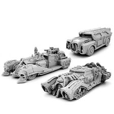 28mm-scale Imperial Cars Second Middle Pack