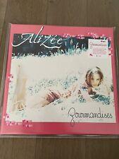 Alizée Gourmandises vinyle neuf, édition limitée, scellé avec sticker MINT vinyl