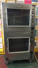 Deli Double Stack Rotisserie Oven Model Ddr42