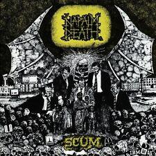 NAPALM DEATH - SCUM   VINYL LP NEW+