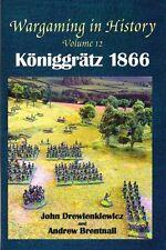 Wargaming en historia Königgrätz 1866-volumen 12-Prusia -