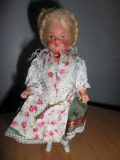 Unmarked ~ Vintage HP Ethnic Doll